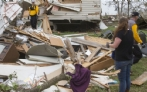 Tornado hits U.S. Oklahoma city, kills at least 37