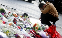 London people mourns murdered soldier