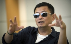 Wong Kar Wai talks success