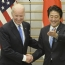 Abe, Biden agree to address ADIZ concerns in coordinated manner