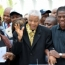 Political leaders mourn Mandela's death