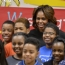U.S. First Lady visits Chinese school in Washington D.C.