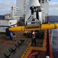 Search for MH370 resumes after a full search mission by Blufin-21 overnight: JAC