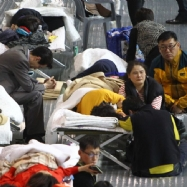 Embassy says 2 Chinese nationals aboard capsized South Korean ship