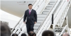 Xi Jinping arrives Brazil for BRICS summit