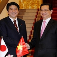 Vietnam's top legislator pledges to use Japanese aid effectively