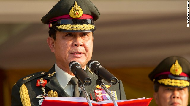 Top Thai ruler Gen. Prayuth Chan-ocha may remain in power for only one year
