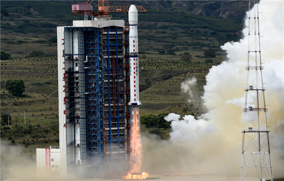 China successfully launch the Yaogan-21 remote sensing satellite from Taiyuan