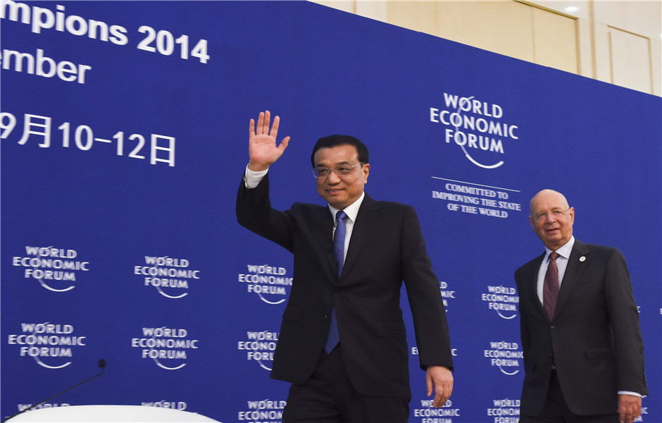 Premier Li to attend Summer Davos forum in Tianjin