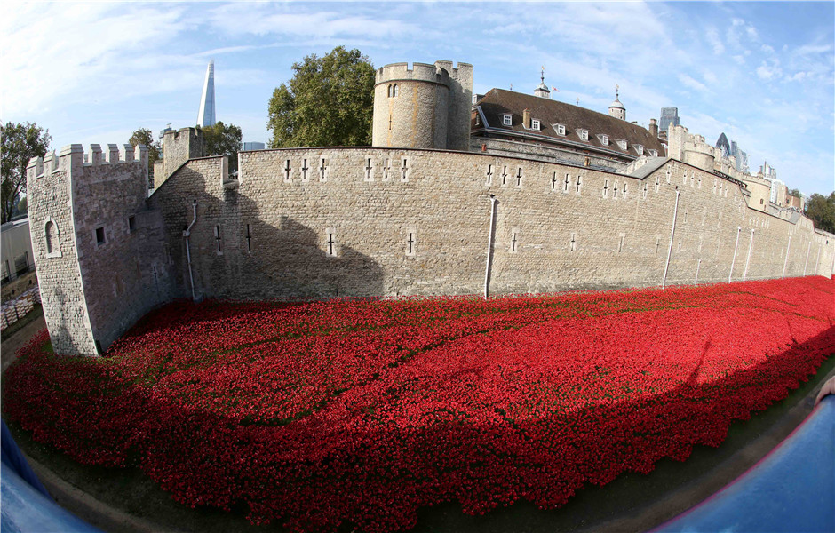The Armistice Day of London