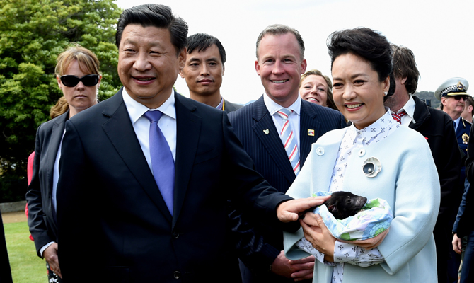 A soft touch in Chinese diplomacy