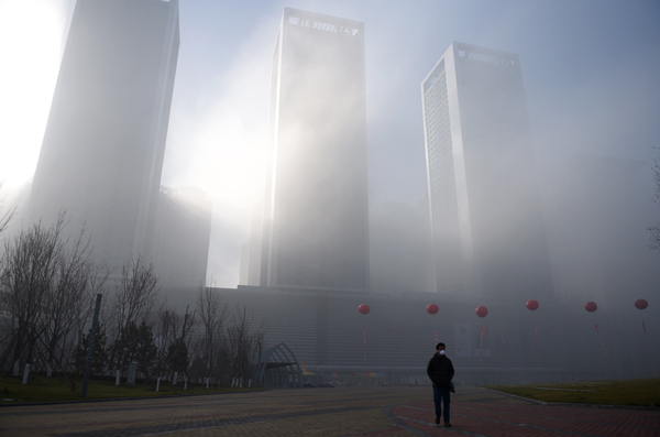 China's haze directly linked to gaseous pollutants from traffic, industrial emissions: study