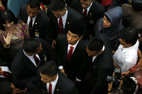 Tension between Indonesian president, parliament escalates