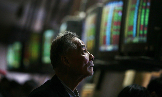Where's the bull in the China stocks?