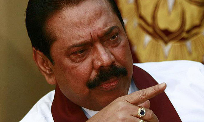 Upcoming Sri Lanka poll tests Rajapaksa's popularity