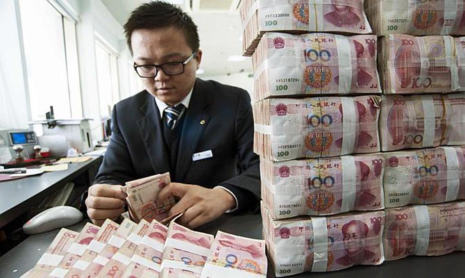 RMB enters top five of world payments currencies