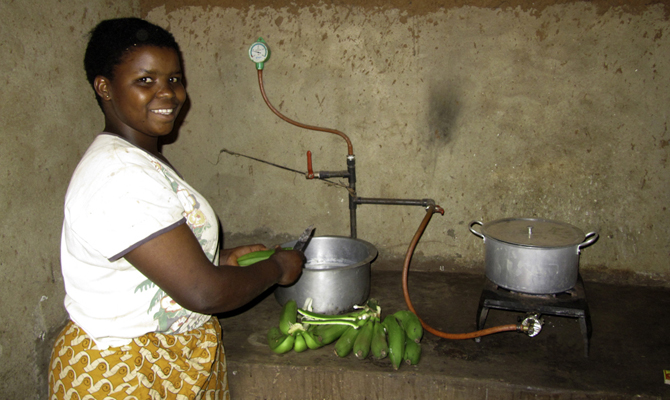 Chinese biogas prototypes to boost renewable energy in Rwanda