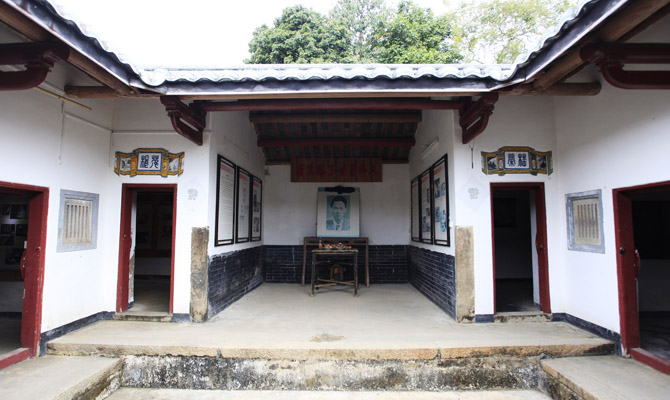 Lee Kuan Yew's ancestral residence in China sparks memories