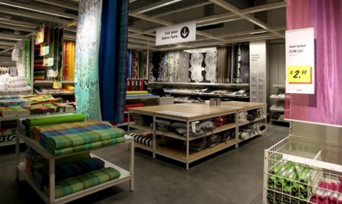 Giant planned hide-and-seek game alarms Sydney IKEA store