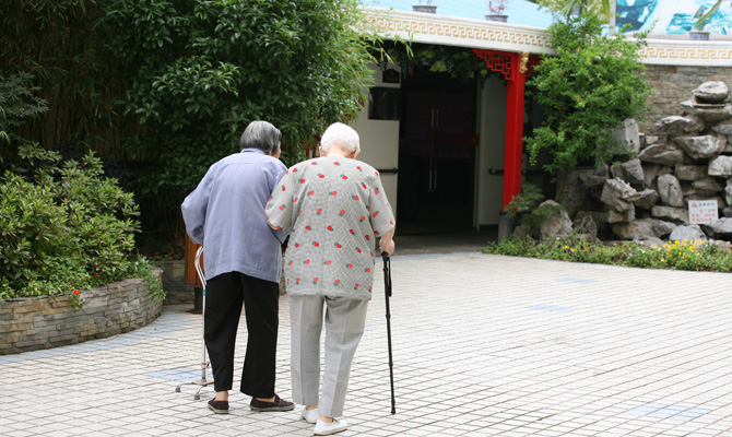 China to tackle old-age care in single-child families