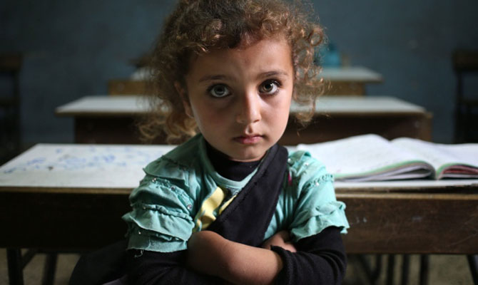 More children in Middle East, North Africa at risk of no schooling