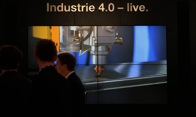 Industry 4.0 opens new field for Sino-German cooperation