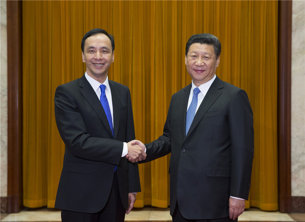KMT Chairman's historic visit to Mainland China