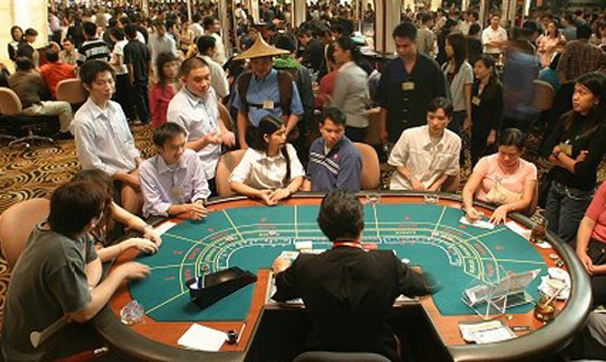 Cambodia collects 22 mln USD tax from casinos in 1st half of 2015