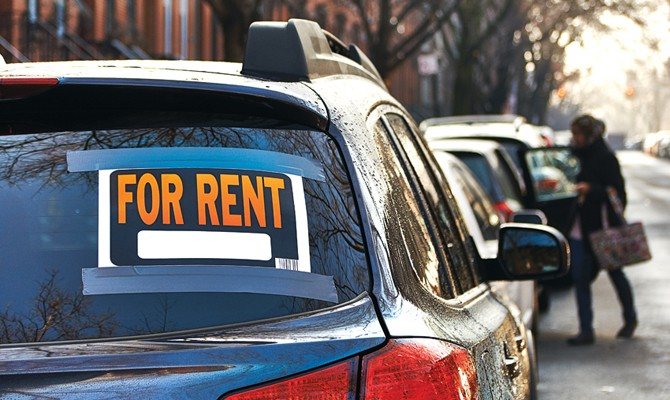 The inexorable logic of sharing economy